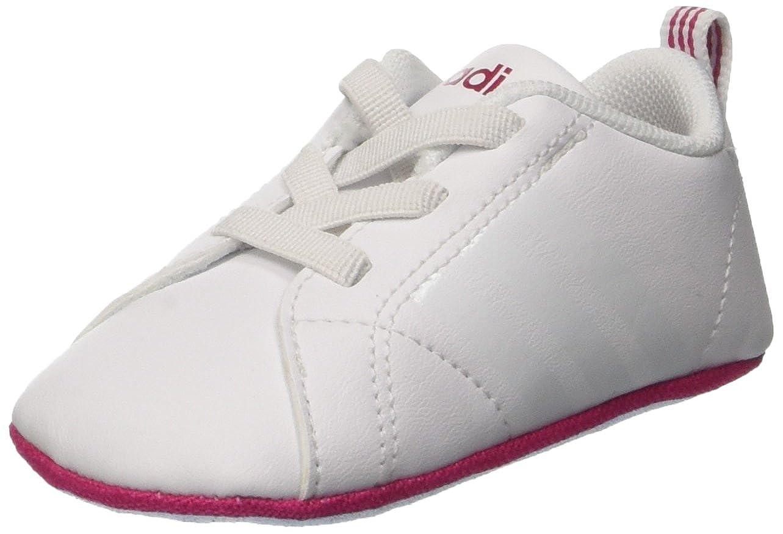 adidas Unisex Babies' Vs Advantage Crib Slippers AW4091