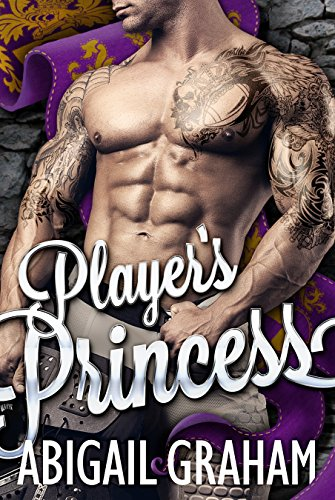 Player's Princess (A Sports Romance) (Halloween College Stories)