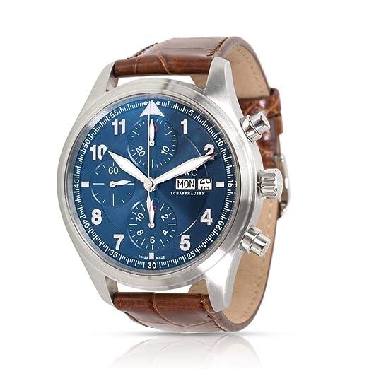 IWC IW371712 Pilot Automatic-Self-Wind - Reloj para Hombre (Certificado de autenticidad