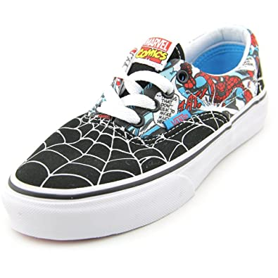 Amazon.com  Vans Era Youth US 1 Multi Color Skate Shoe  Shoes 710968829