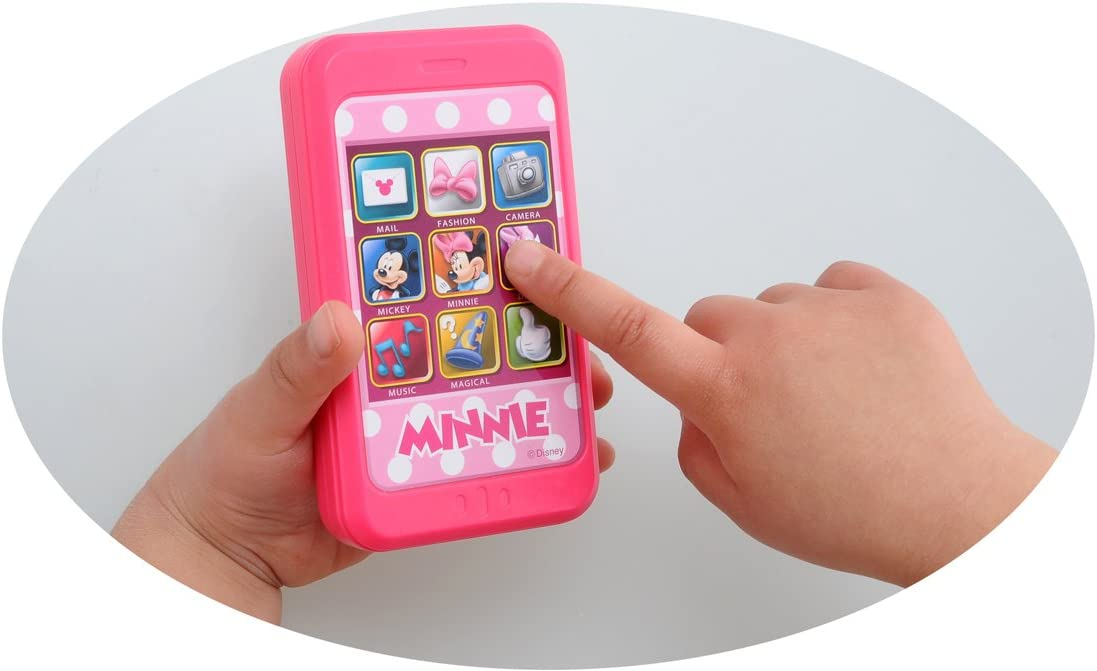 Toontown Minnie Mouse Slide Smartphone Touch (japan import ...