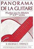 Rafael Andia: Panorama de la Guitare Volume 1