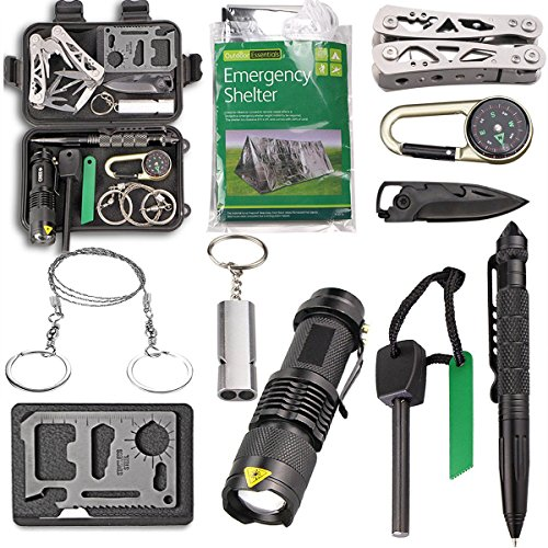 Survival-Kit-EMDMAK-Outdoor-Emergency-Gear-Kit-with-Emergency-Survival-Tent-for-Camping-Hiking-Travelling-or-Adventures