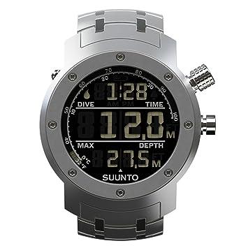 SUUNTO Elementum Aqua Steel Reloj Deportivo, Unisex Adulto, Gris (N: Amazon.es: Deportes y aire libre