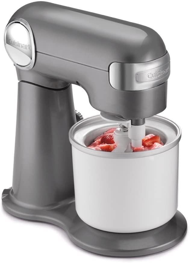 Cuisinart IC-50 Fresh Fruit Ice Cream Maker Attachment, White