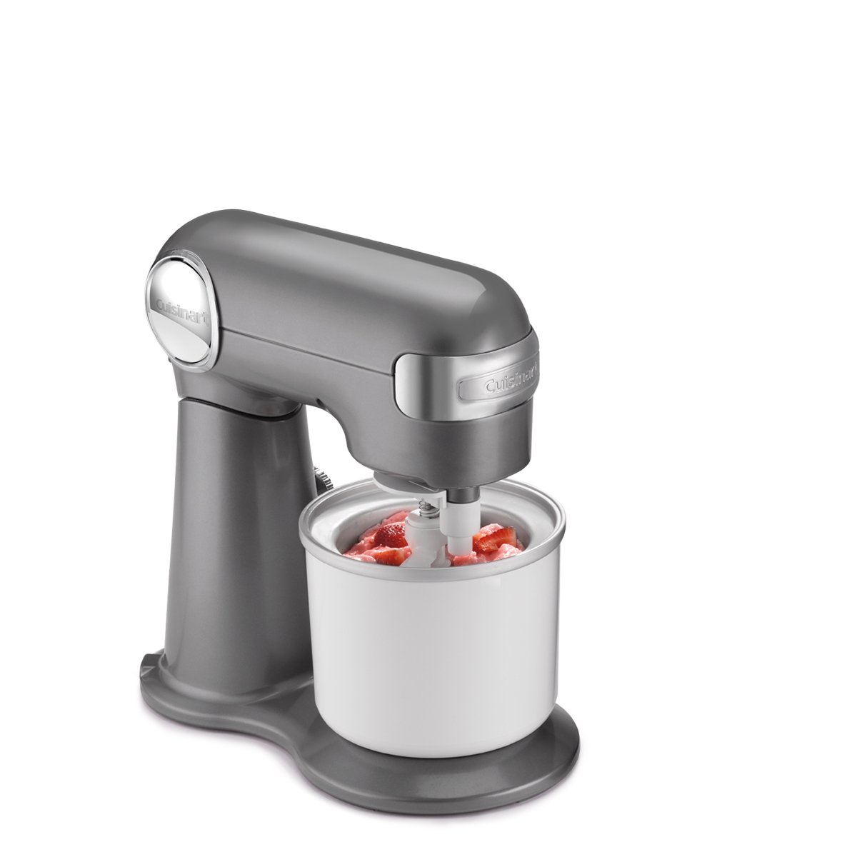Cuisinart IC-50 Fresh Fruit & Ice Cream Maker Attachment, White