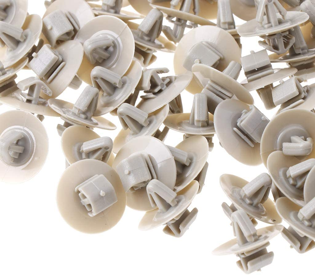 FXCO Clip decorative per Renault Trafic Traffic 100 pezzi