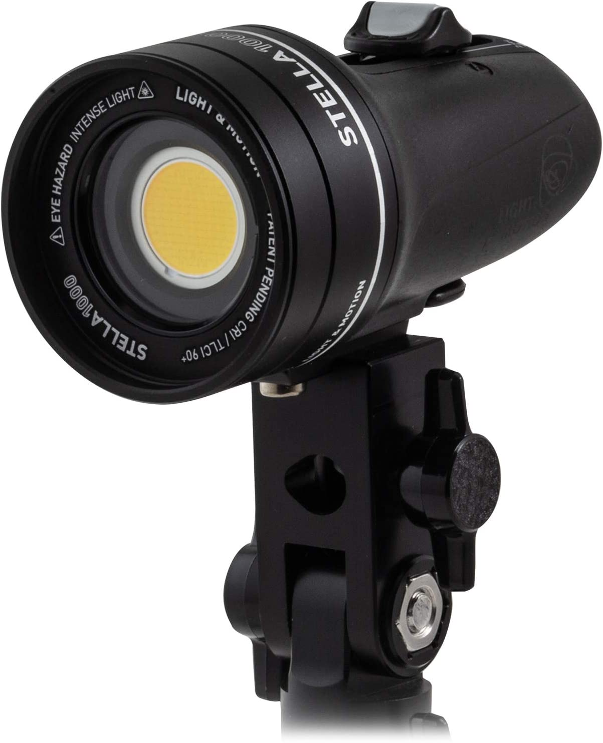 Light and Motion Stella CL 1000/2500, Black, Small