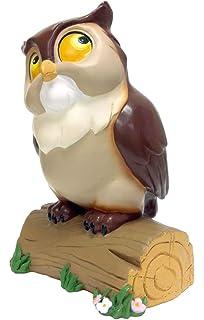 Design International Group LDG88916 Garden Statue, 9 By 7 Inch, Owl  Friendly 2014