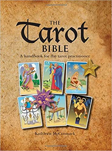 The tarot bible a work book for the tarot practitioner kathleen the tarot bible a work book for the tarot practitioner kathleen mccormack 9780785827252 amazon books fandeluxe Choice Image