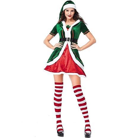 FCJ Daily Life-Christmas Traje señoras de la Navidad Traje ...