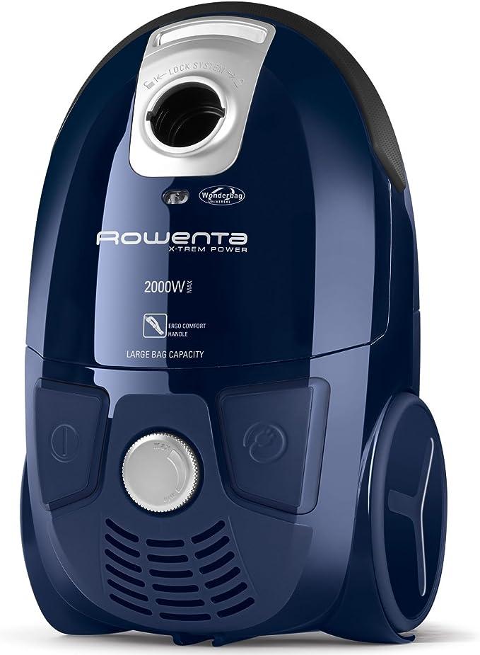 Rowenta RO542111 X-Trem Power - Aspirador (2000 W), color azul ...