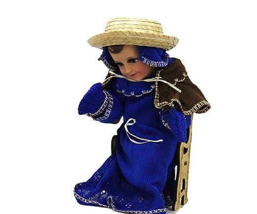 Amazon.com: Atocha Baby Jesus Outfit. Ropita para Niño Dios ...