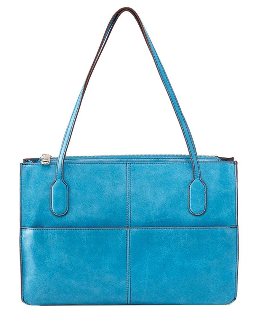 Hobo Women's Genuine Leather Vintage Friar Top Handle Shoulder Bag (Capri)