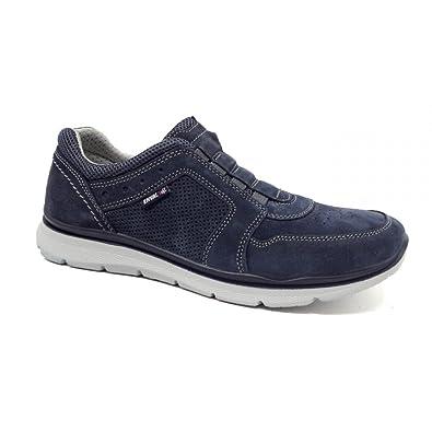 Enval Sneakers Homme Noir, 39
