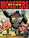 Image of Ditko's Monsters: Konga! (Ditko Monsters)