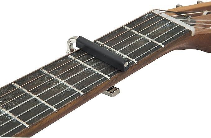 2 x Premium Gitarre Bass Plektrum Plektron mit Kapodaster Capo Capodaster