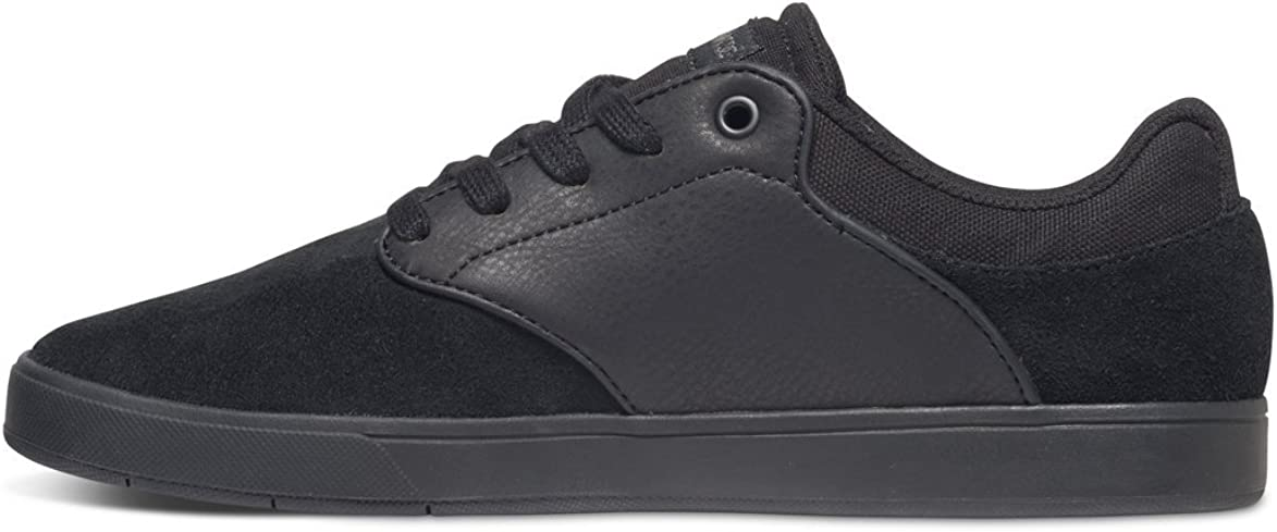 DC Shoes Mens Shoes Mikey Taylor Shoes Adys100303 Black 3
