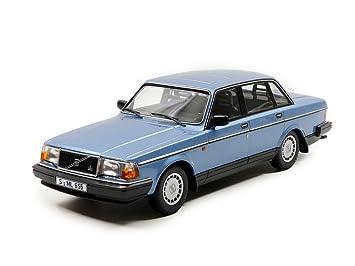 """Minichamps 155171404 """"1986 Volvo 240 GL - Kit de Modelo de plástico Azul metálico"""