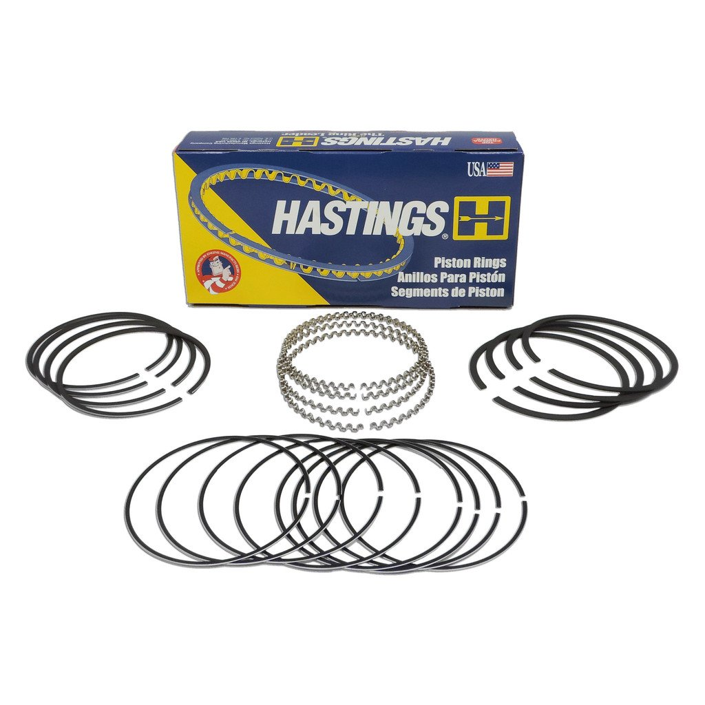Hastings 2M139040 Piston Ring Set by Hastings