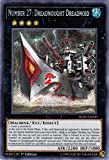 yugioh number cards - Number 27: Dreadnought Dreadnoid - BLRR-EN030 - Secret Rare - 1st Edition