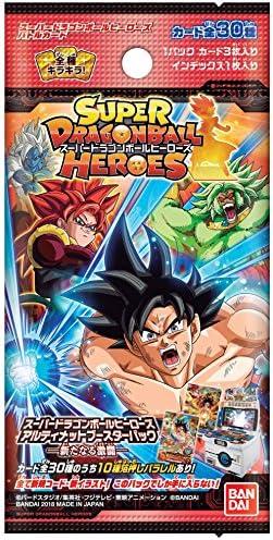 スーパードラゴンボールヒーローズ アルティメット ブースターパック -新たなる激闘-(BOX)