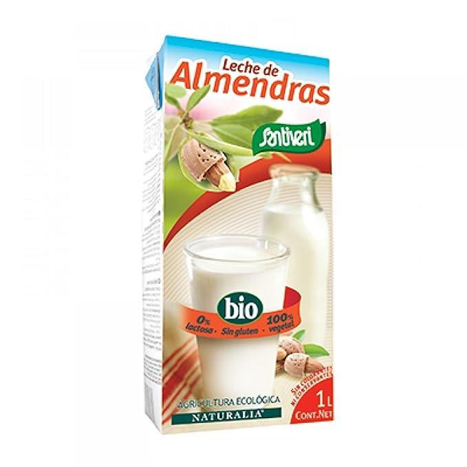 Leche De Almendras Santiveri 1L