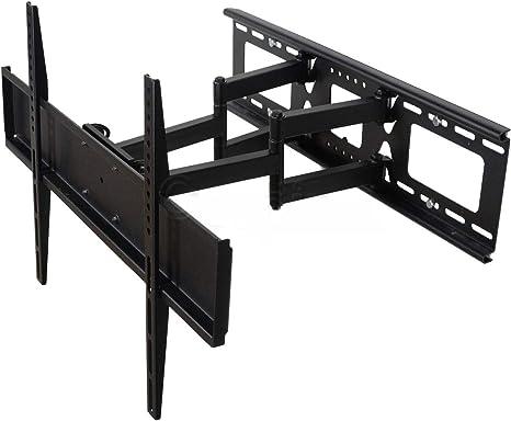 VideoSecu Negro Ajustable Soporte de Pared para Olevia/Sintaxis lt37hv 237 V 537h 242T SANSUI SLED4650 SLED4680 AOC 42