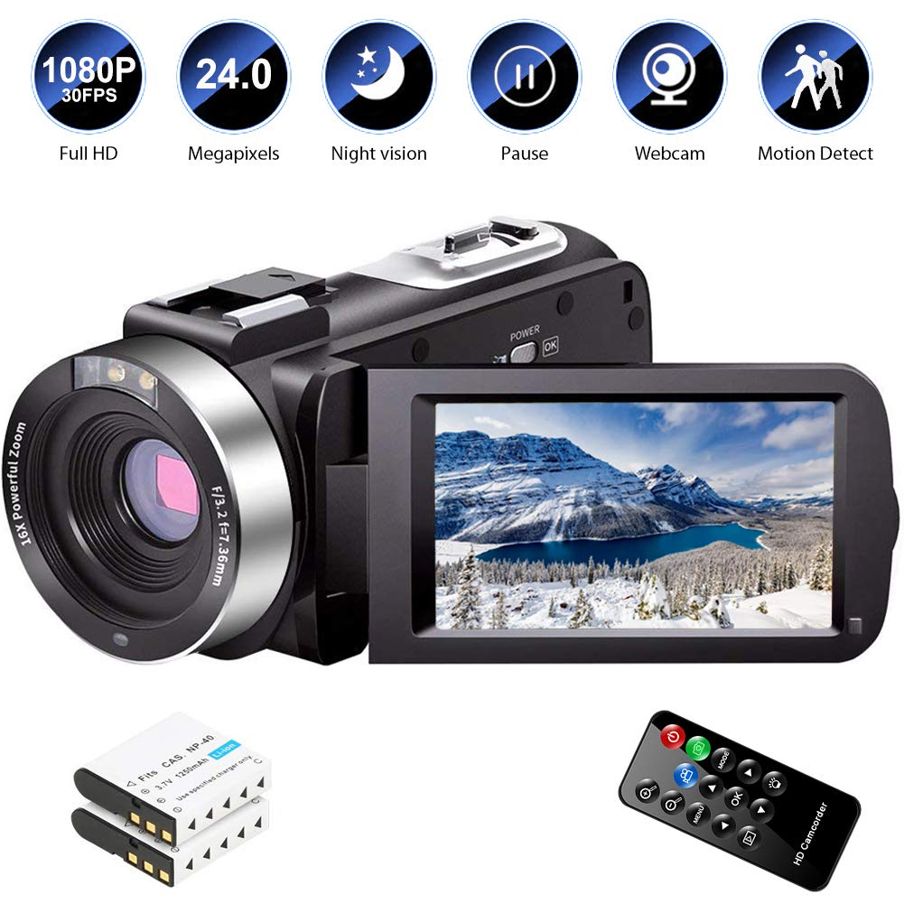 video-camera-camcorder-full-hd-1080p-30fps-240-mp-ir-night-vision-vlogging-camera-recorder-30-inch-ips-screen-16x-zoom-camcorders-youtube-camera-remote-control-with-2-batteries