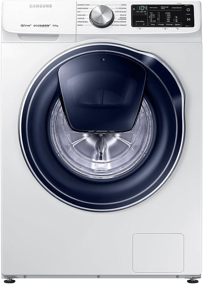 Samsung WW90M645OPW - Lavadora (Independiente, Carga frontal ...