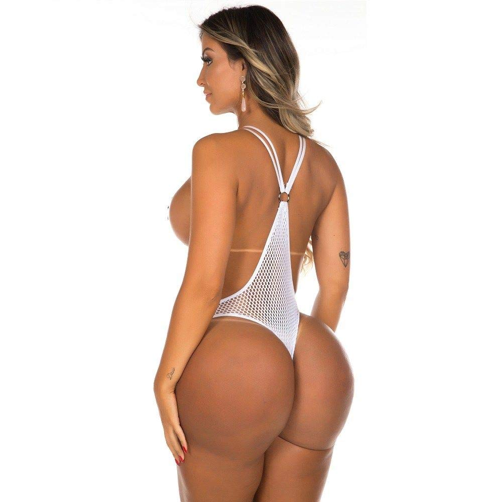 678f2ad76 Body Erotico Radiante Branco Pimenta Sexy  Amazon.com.br  hpc
