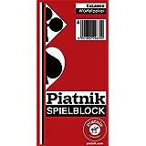 Piatnik  2963 - Eskalero - Yatzee Block 10er Packung