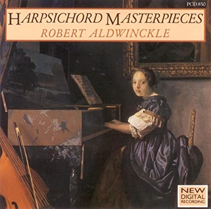 Harpsichord Masterpieces