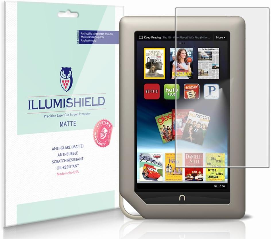 ScreenPatronus Lifetime Replacement Warranty Compatible with Barnes/&Noble Nook Anti-Glare Laptop Screen Protector