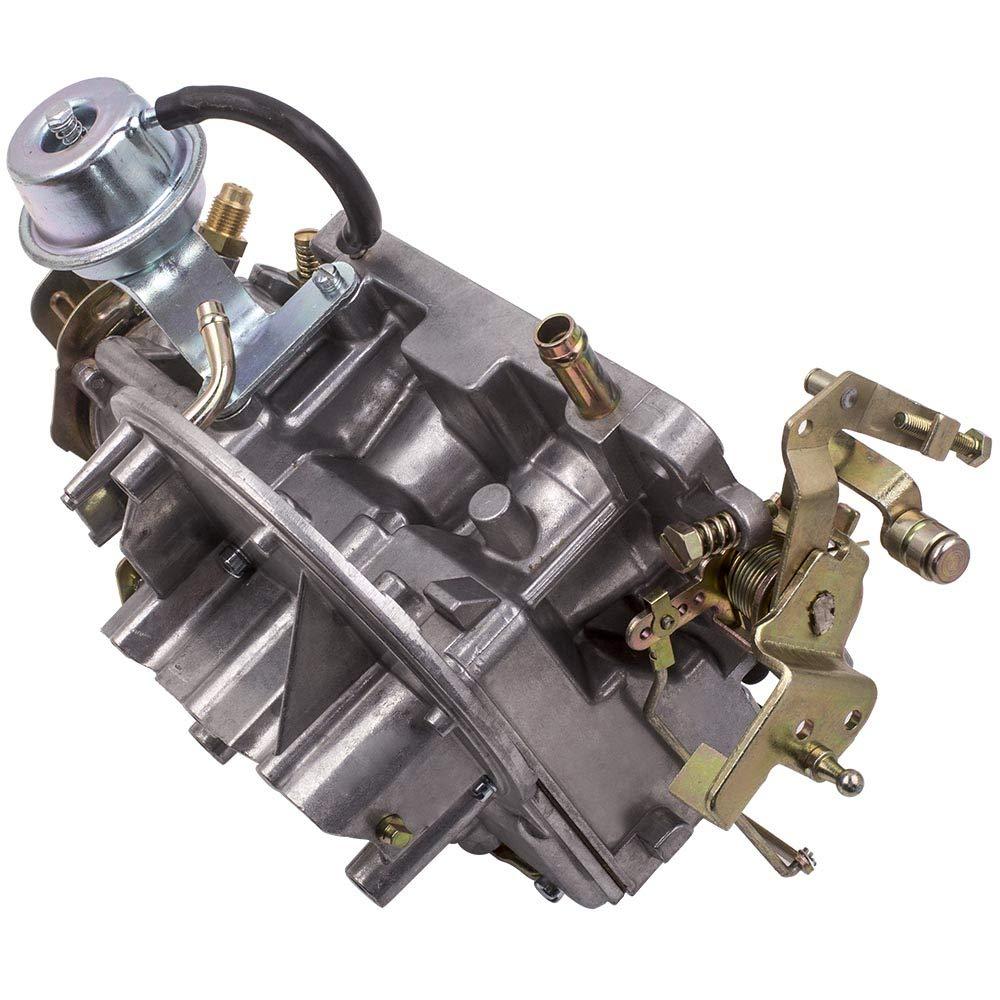 2-Barrel Carburetor for Ford F100//F250//F350 with 289 302 351 Cu Engine,for Jeep Wagoneer SJ 1964-1978 with 360 cu Engine