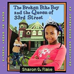 The Broken Bike Boy and the Queen of 33rd Street Audiobook