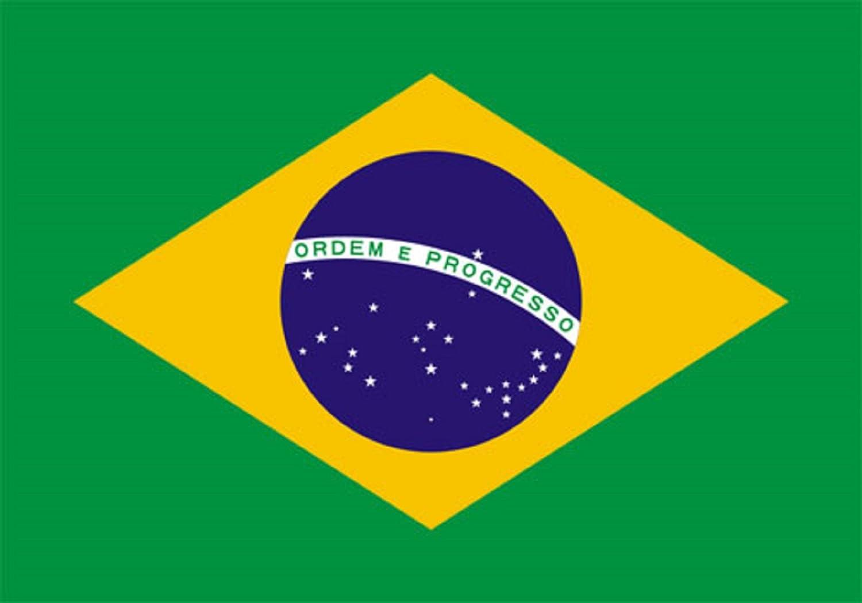 Gran Bandera Brasil 150 x 90 cm Satén Brazil Flag Durabol+ Regalo Pulsera.: Amazon.es: Deportes y aire libre