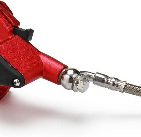 JFG RACING 900 mm linea olio idraulico leva frizione cilindro per 125 cc 250 cc Dirt Pit Bike moto