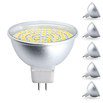 MR16 GU5.3 LED 220 V