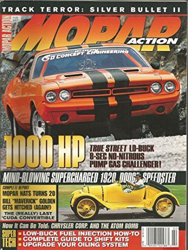 Mopar Action Magazine (February 2001) ()