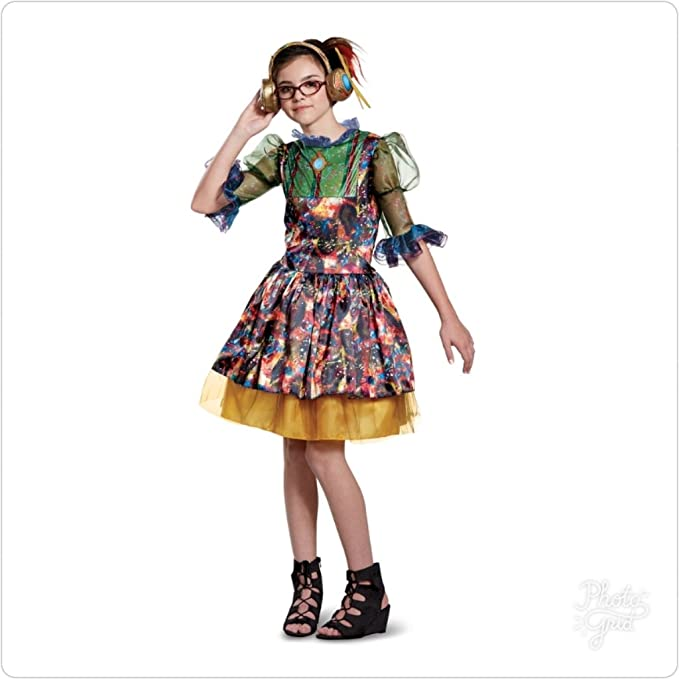 Disney Descendants 2 Girls Dizzy Classic Costume