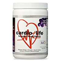 CardioForLife - 16 oz. Powder w/ AstraGin - Grape Flavor
