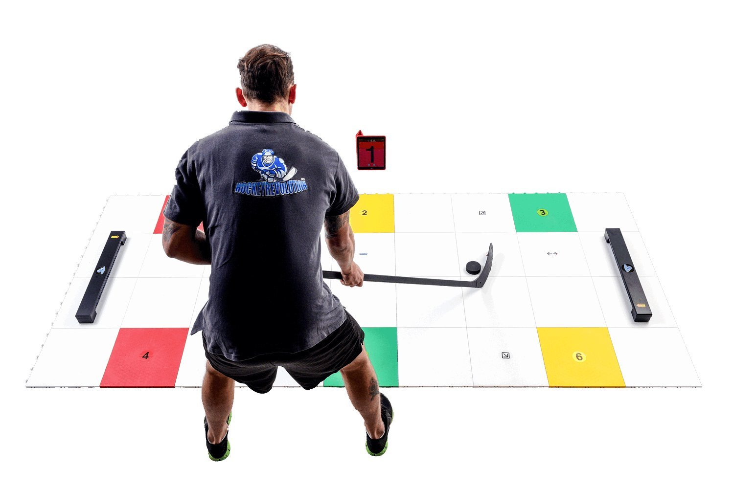 Hockey Revolution Adjustable Length Training Tiles – MY SLIDE BOARD