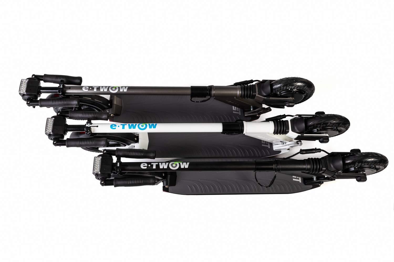 E-Twow Patinete eléctrico Booster GT 48V Negro: Amazon.es ...