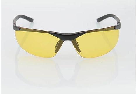 Hombre Gafas De Sol De Visión Nocturna Gafas De Sol Polarizadas Moda Gafas De Sol Al