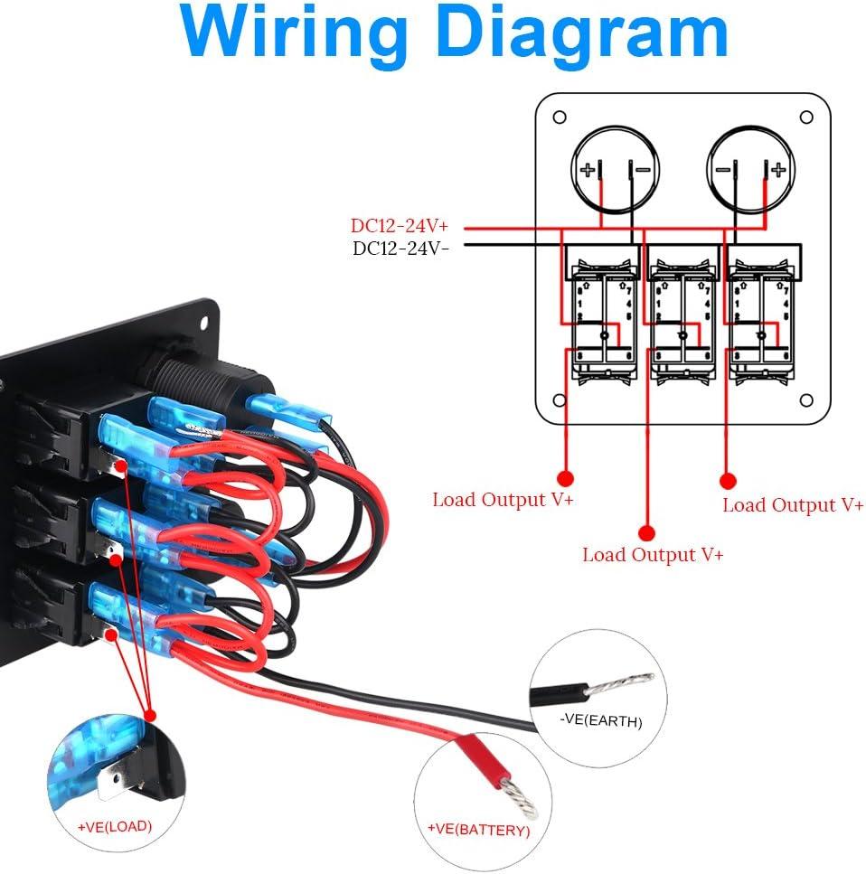 Marine Switches Wiring Diagram - Running Engine Diagram for Wiring Diagram  SchematicsWiring Diagram Schematics