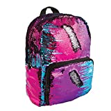 Style.Lab Fashion Angels Magic Sequin Backpack Silver, Multi