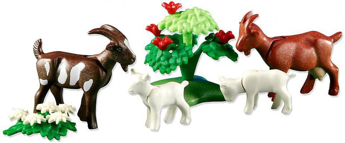 Goats with Kids 6315 PLAYMOBIL/® Add-On Series