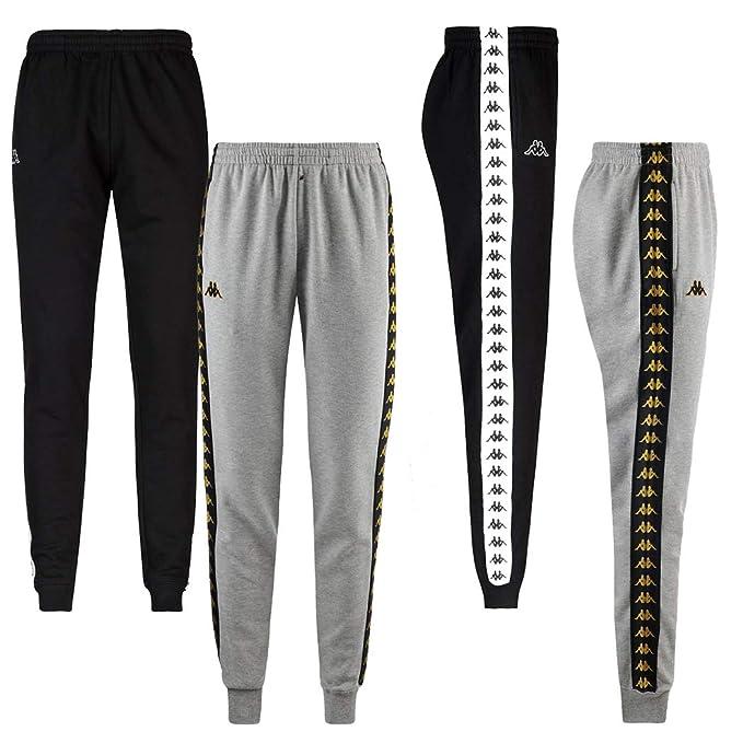 7df328bba5b2ca Pantalone Uomo Kappa Banda Agrif Slim Nero Taglia XL cod 3031R30-908 - 9M:  Amazon.it: Abbigliamento