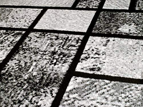 Summit CHM 213 40 New Grey Geometric Area Rug Modern Abstract Many Available , 22 INCH X 35 INCH SCATTER DOOR MAT SIZE